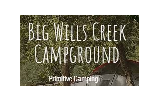 Big Wills Creek Campgrounds & Tubing - 2-Night Campsite Stay & 4 Tubing Passes